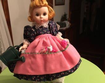 "Madame Alexander 8"" Doll ""Mary"", ""Mary"", Excellent, NIB"