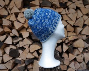 njord knitting hat pattern kit by vithard | prince of knitting