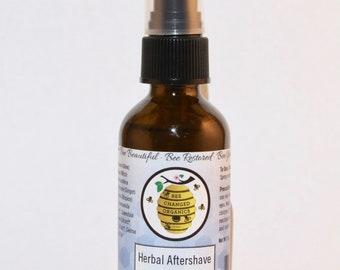 Herbal Aftershave for Men
