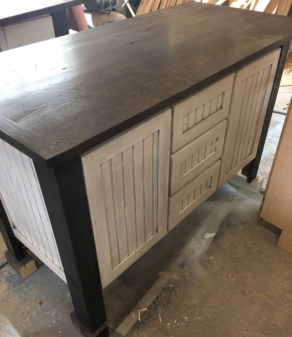 Kücheninsel mit Lagerung Küche Inseln mit Sitzgelegenheiten