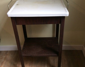 Metal Dentist Table/ Industrial  Table