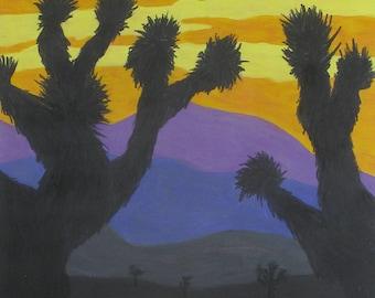 Joshua Trees #4