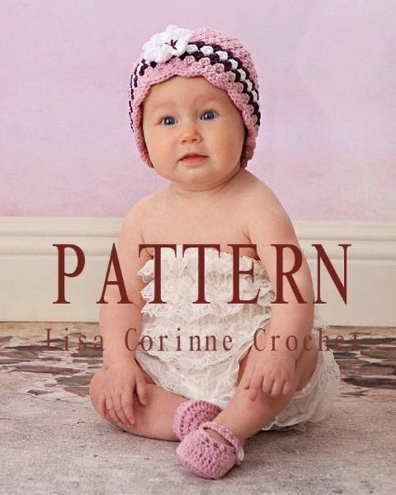 Baby Crochet Patterns Baby Girl Hats Crochet Baby Booties