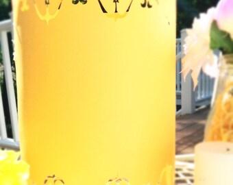 Tangled Lantern | Rapunzel Lantern | Large Plain Lantern