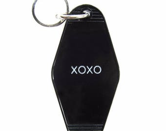 XOXO Key Tag