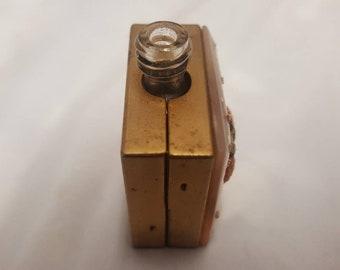Small Vintage Perfume Bottle