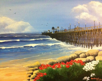 The Pier at Oceanside California