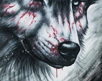 Wolf | Art Print