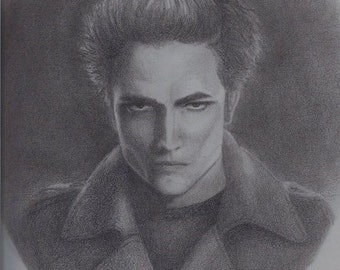 Edward Cullen Portrait
