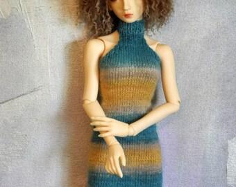 larger SD SD16 BJD sweater dress Riviera