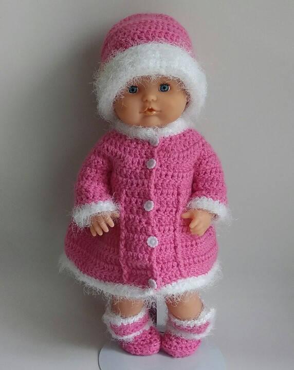 Baby Born Camillia Winterjas Nl