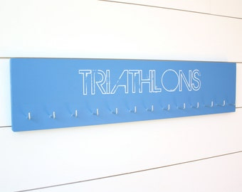 Triathlon Medal Holder - Large