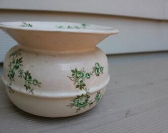 Vintage Handmade Planter item 2203