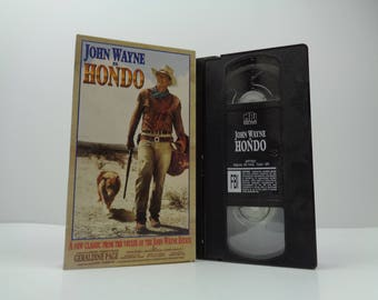Hondo [VHS] (1953)