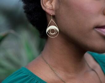 Eye of the Beholder Earrings