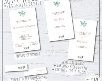 Romantic involvement, printable, customizable, complete set