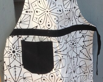 Child apron / cooking school / Velcro / you can customize this apron