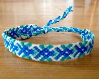 Friendship Bracelet / Bracelet Brazilian / embroidered, woven and handmade