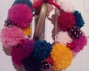 Wreaths of good luck