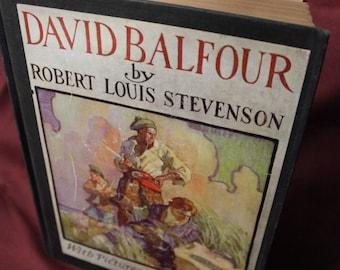 David Balfour by Robert Louis Stevenson