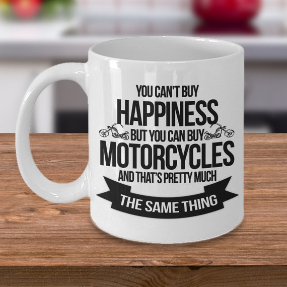 Bikers Coffee Mug 11oz