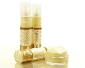 Vanilla Lotion, Sample, Hand Lotion, Body Lotion, Face Lotion, Facial Lotion, Dry Skin Lotion, Sensitive Skin Lotion, Moisturizing Lotion