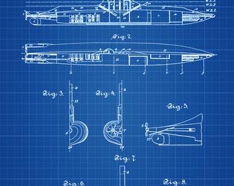 Submarine blueprint etsy submarine patent print vintage submarine submarine blueprint naval art sailor gift malvernweather Images
