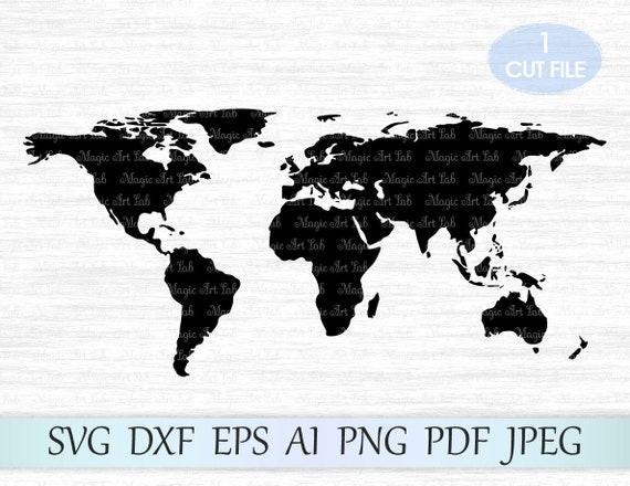 World map svg world svg file world map clipart earth svg gumiabroncs Gallery