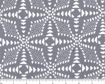 Downton Abbey The Gray Collection -  Black White by Modern Quilt Studio A 8029 C - Andover Fabrics