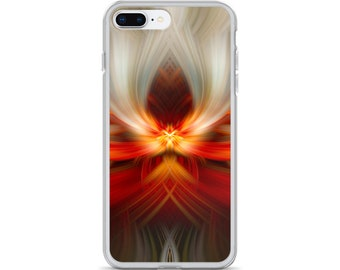 iPhone Case in Blaze of Glory Design