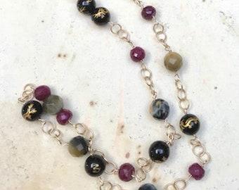Dragon Bead Necklace