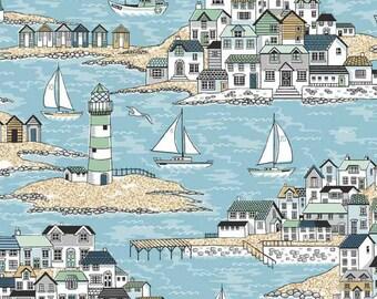 Beachcomber for Andover Fabrics - Scenic