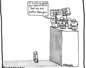 When Bullies Feel Bullied CARTOON