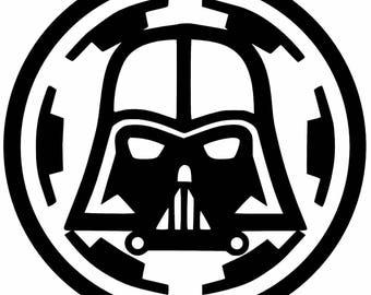 Star Wars Sith Lord Darth Vader Emblem