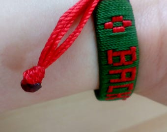 Back to School Project bracelet