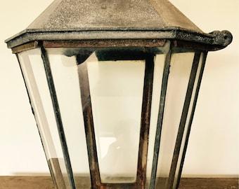 Victorian Gas Street Lamp Top