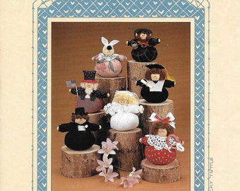 All Cooped Up Spring Potpourri 504 Seven Easy to Make Roly-Polys Sewing Pattern