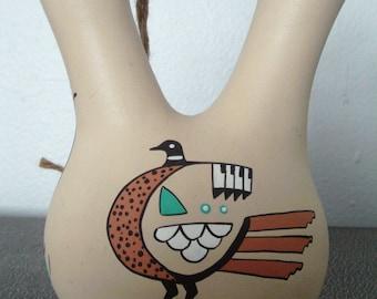 Nice Kopa Native American Arizona Pottery Wedding Vase