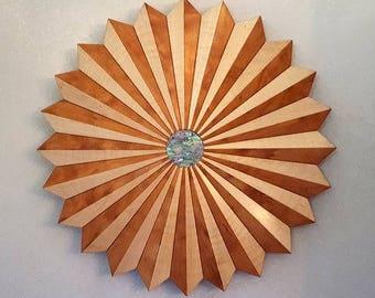 Sunburst Wall Decor