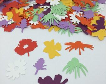 Wildflower Confetti / Flower Confetti / Daisy, Poppy, Daffodil, Marigolds, & more!