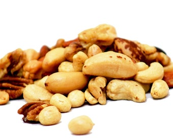 Gourmet Raw Mixed Nuts by Its Delish, 2 lbs
