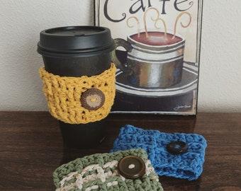 Reusable Coffee Cozy