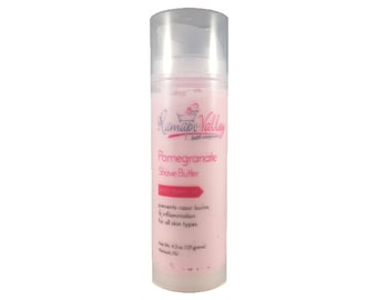 Pomegranate Shave Butter - 4.3 oz Airless Pump