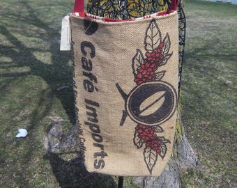 Coffee Bag Purse