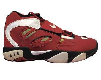 Vintage Nike Air Diamond Turf II Shoes