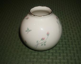 Rose Manor Bud Vase by Lenox.