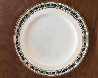 Vintage EB Foley Plate Art Deco