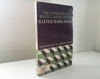 The Notebooks of Malte Laurids Brigge by Rainer Maria Rilke (Vintage Paperback)