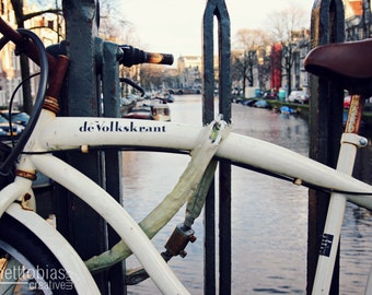 Amsterdam Photography Bike Photography Street Photography Wall Art Travel Photography Amsterdam Photo Amsterdam Print Amsterdam Photograph