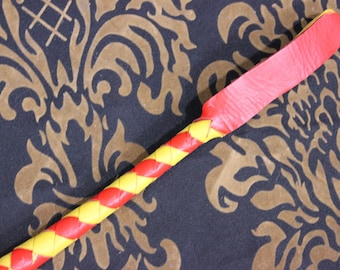 Yellow and Red Crop Whip Hybrid